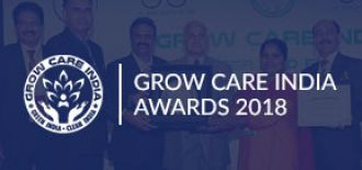Grow care India awards 2018