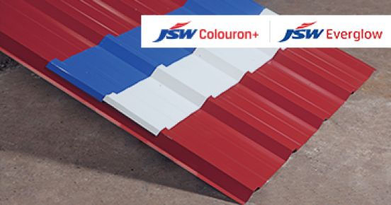 JSW - Colour Coated Products
