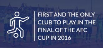 BFC became the first and the only club to play in the final of the AFC Cup in 2016
